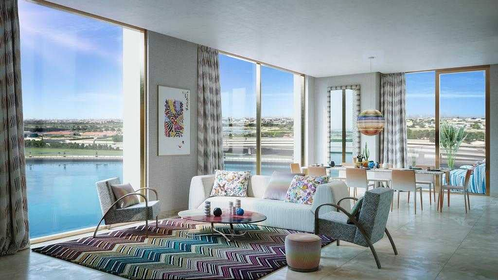 14 3BR Penthouse |Elegant Quality |Offplan By Missoni