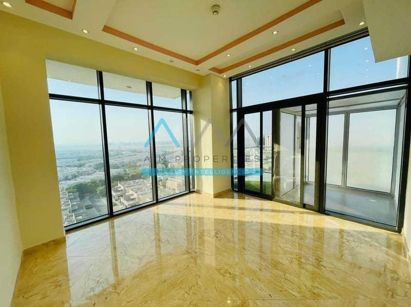 2 Villa View || 3 BR Duplex || Near to Park || 70K