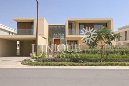 6 Bedroom Villa for Rent in Dubai Hills Estate, Dubai - Full Golf Course View | Ready to Move in