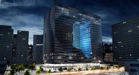1 Bedroom Hotel Apartment for Sale in Business Bay, Dubai - Fittings by Zaha Hadid | Contemporary | The Opus |1 BR