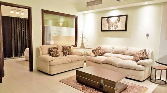 Beautiful Lake View 2 Bedroom Fully Furnished Apartment for Rent in JLT
