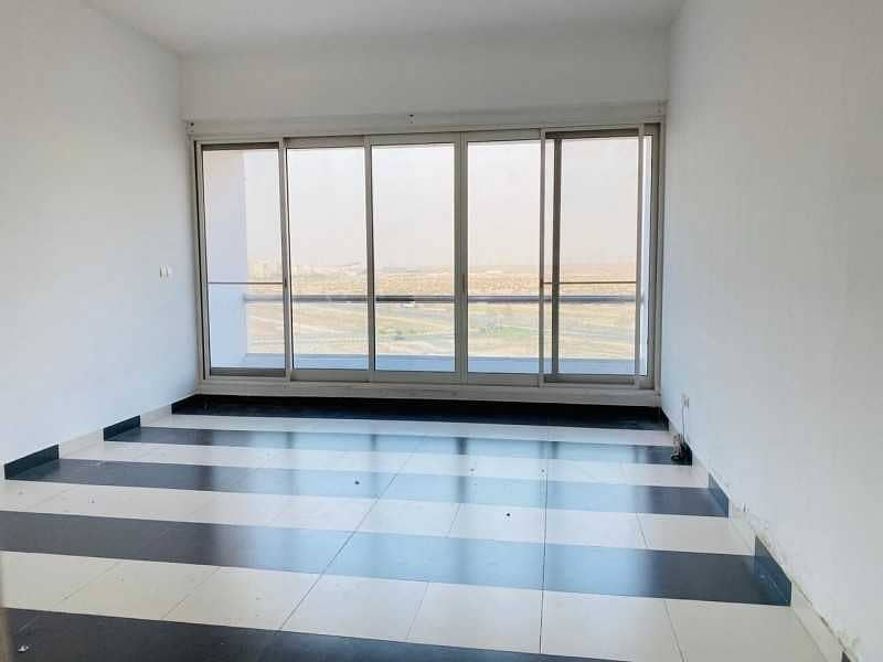 Spacious ! Studio Apartment With Balcony For Rent Yearly AED: 21,000 / -