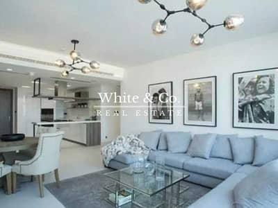 شقة 3 غرف نوم للايجار في نخلة جميرا، دبي - VACANT NOW/ Sea view/ Modern furnished