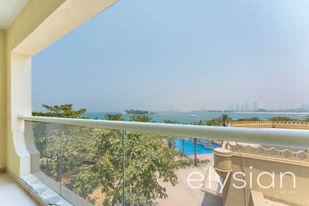 1 Bedroom Apartment for Rent in Palm Jumeirah, Dubai - Beautiful 1 Bedroom | Furnished | Vacant Now
