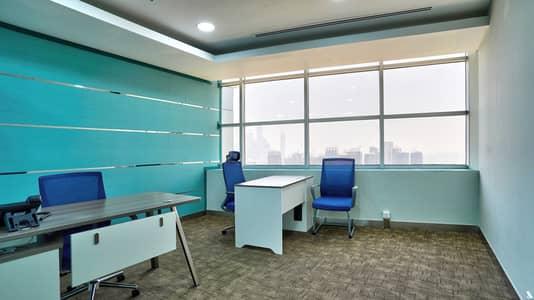 مکتب  للايجار في أبراج بحيرات الجميرا، دبي - مکتب في مركز مزايا للأعمال BB-2 مركز مزايا للأعمال أبراج بحيرات الجميرا 43600 درهم - 5314042
