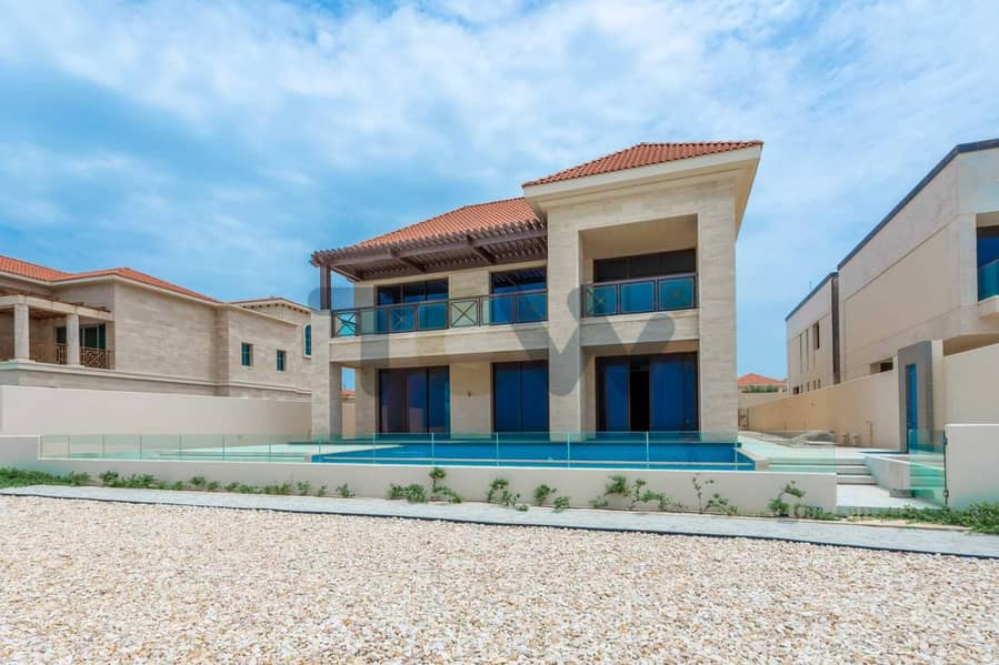 10 Newly Listed Direct to Mangrove view 5BHK in Hidd Saadiyat!