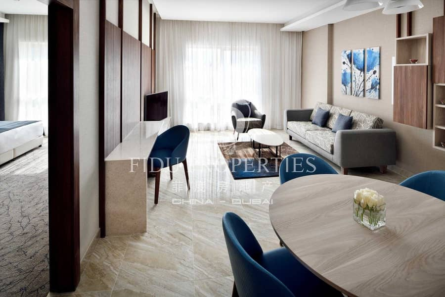 2 Fully Furnished and Serviced | Bills incuded