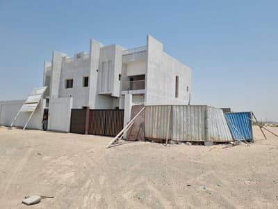 10 Bedroom Villa for Sale in Jebel Ali, Dubai - Amazing & Elegant 2 Attached Villas In Saih Shuaib 1 Spacious Hall & Rooms Ready In One Month!!!