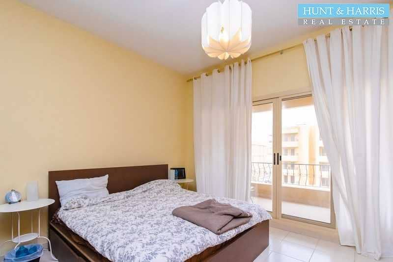 2 Furnished Studio - Across from Mall - View of Golf Course