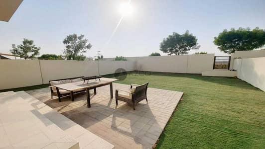 3 Bedroom Villa for Rent in Reem, Dubai - Type C  |  Study Room |  Single Row |Desert View |