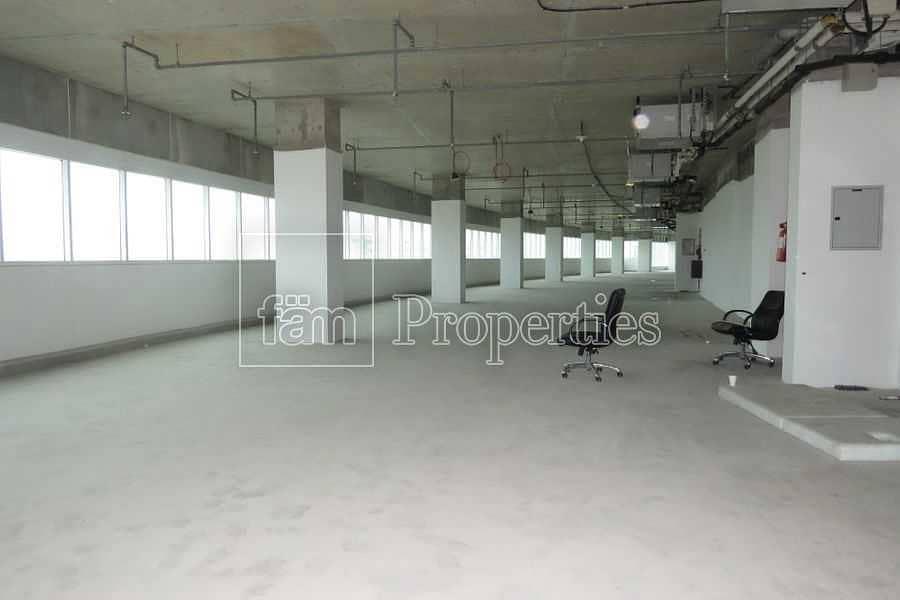Landscape Views / Shell n core /  Low floor