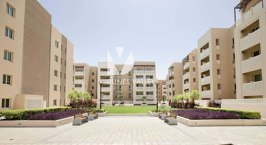 19 Affordable 3 BR Apt. | One Month Free | Staff Accommodation