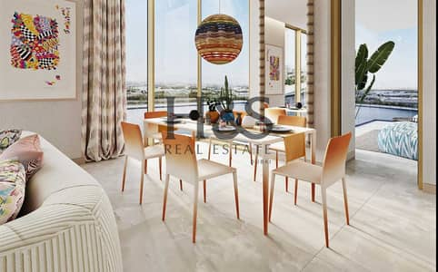 2 Bedroom Apartment for Sale in Business Bay, Dubai - 2% DLD Waiver |8 Yrs Post Handover | Designed by Missoni