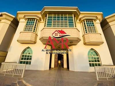 7 Bedroom Villa for Rent in Al Towayya, Al Ain - Exquisite 7 Br Private Duplex Villa with Huge Yard