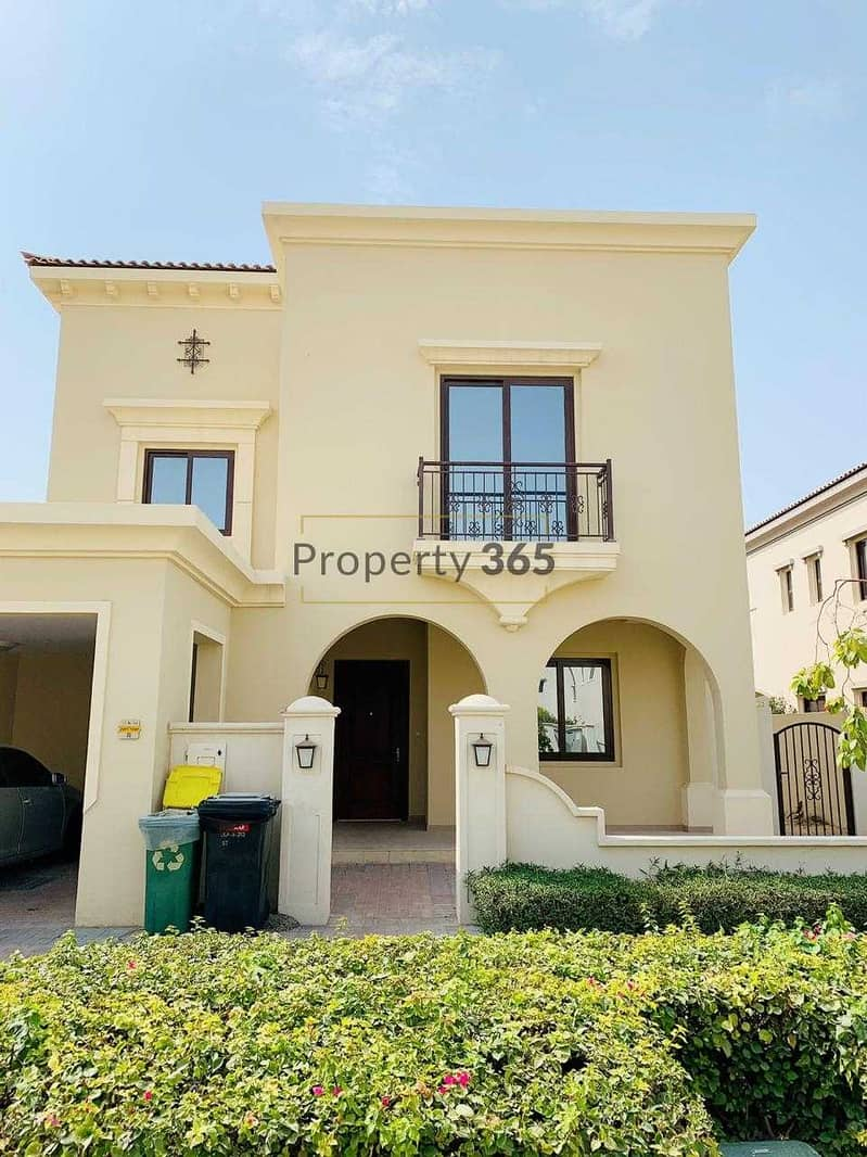Stunning and Spacious 5BR Villa on Lila Arabian Ranches 2 / Type 4/
