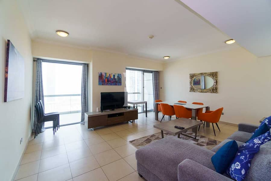 2 Sea Facing   Bright & Aesthetic   Fully Furnished