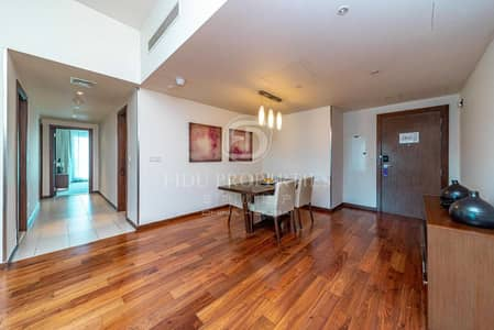 2 Bedroom Hotel Apartment for Rent in Deira, Dubai - Luxury 2 Bed   Fully furnished   Bills included