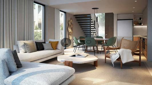 4 Bedroom Townhouse for Sale in The Valley, Dubai - Stylishly Modern Aesthetic I NewLaunch I PymntPlan