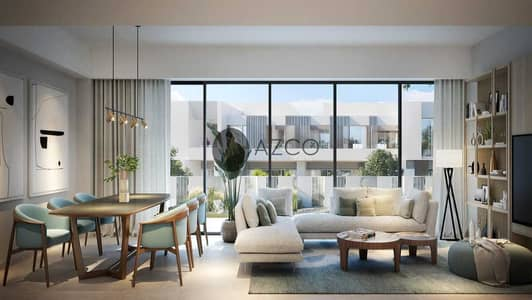 تاون هاوس 3 غرف نوم للبيع في ذا فالي، دبي - تصاميم ساحرة ورائعة ط إطلاق جديد ط P. خطة