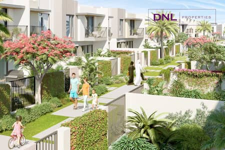 3 Bedroom Villa for Sale in The Valley, Dubai - EXCLUSIVE OFFER   Rare Location  
