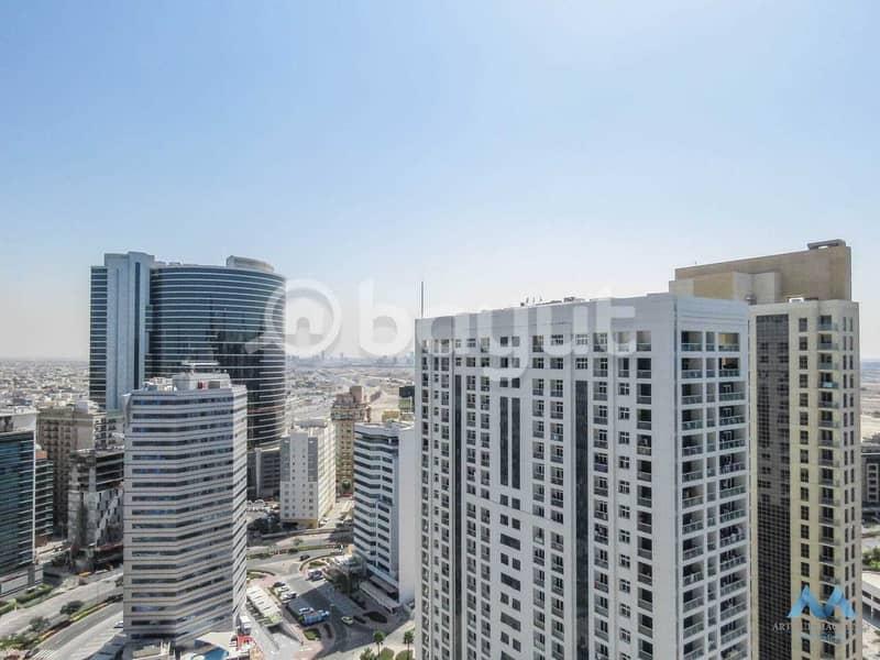 BRAND NEW 2BHK  | CLOSE TO INTERNET CITY METRO  |BIG BALCONY