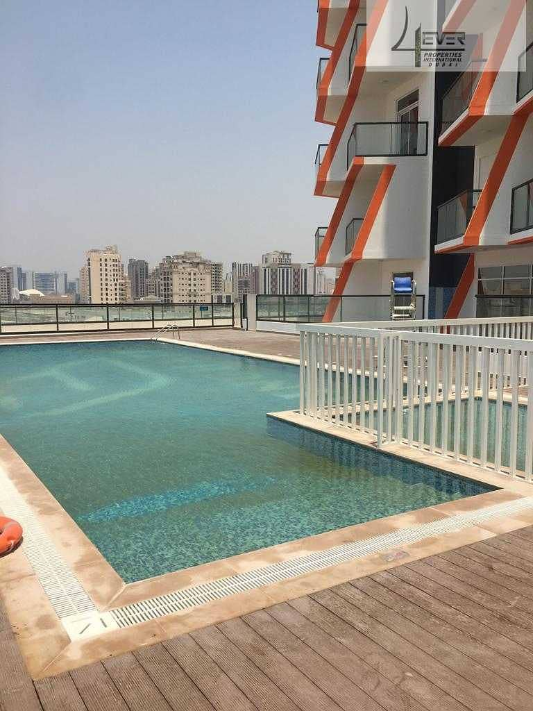 18 Exceptional Best Price for 2 BR at Al Jaddaf Ready to move .