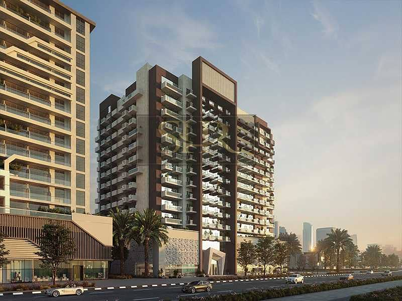 Brand New Apartment Fully Furnished Studio for sale in Azizi Samia