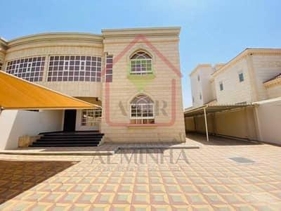 فیلا 4 غرف نوم للايجار في الروضة الشرقية، العین - Semidetached Villa | Private Entrance| Huge Yard