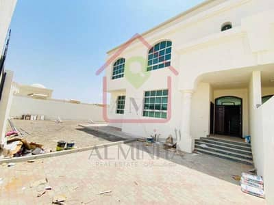 4 Bedroom Villa for Rent in Al Towayya, Al Ain - Neat & Clean | Private Yard | Shaded Parking