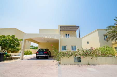 3 Bedroom Villa for Sale in The Meadows, Dubai - Exclusive 3bed + Study | Type 5 | Single Row
