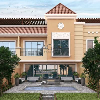 4 Bedroom Townhouse for Sale in Dubai Sports City, Dubai - Genuine Resale | with Swimming Pool | Ready by Jan 2022 | 4 BR Villa