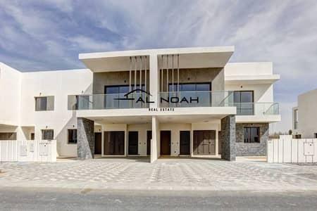 3 Bedroom Villa for Rent in Yas Island, Abu Dhabi - Hot Corner Villa! Modern-designed 3BR   Luxury Community!