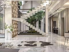 Luxury 5 bed+maids in Chorisia - Al Barari