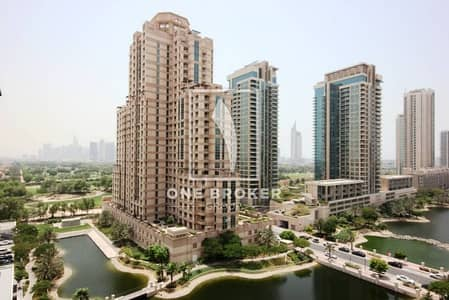 Investment Full Lake View Well Furnished