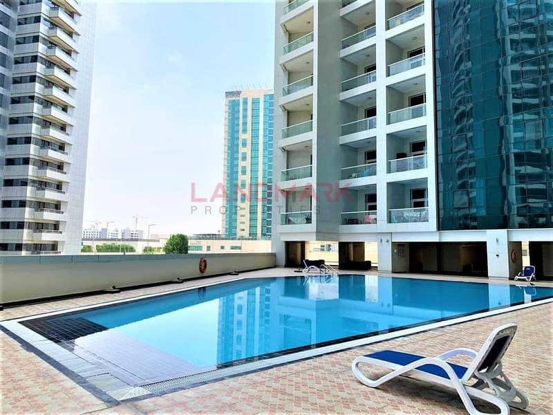 2 Chiller Included | Splendor | Modern Design | Spacious  2 BR Apartment