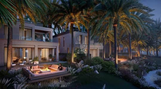 3 Bedroom Townhouse for Sale in Al Barari, Dubai - Exclusive  opportunity   4 Bedroom Townhouse in a brilliant