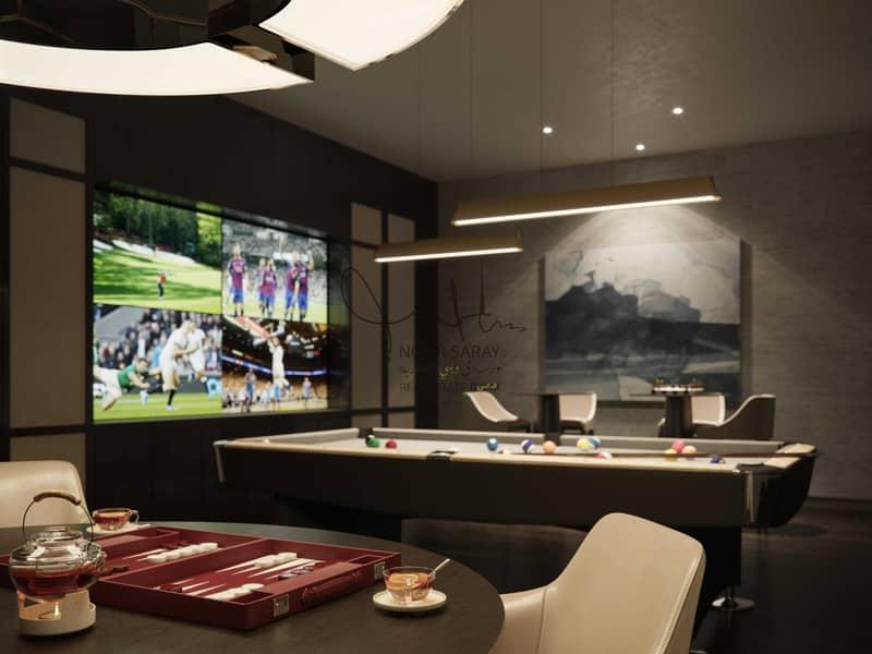 12 Luxurious | 4 bed Penthouse | very next to Burj Khalifa