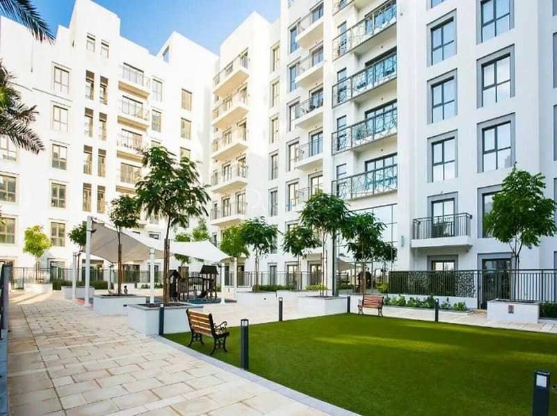 PODIUM LEVEL|LANDSCAPED TERRACE LIKE BALCONY| DIRECT ACCESS TO AMMENTIES