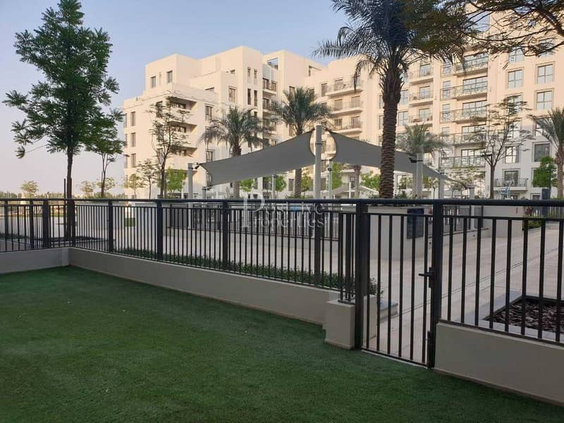 2 PODIUM LEVEL|LANDSCAPED TERRACE LIKE BALCONY| DIRECT ACCESS TO AMMENTIES