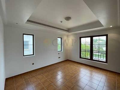 5 Bedroom Villa for Sale in Jumeirah Golf Estates, Dubai - On the Golf Course|Vacant|Almeria|Upgraded