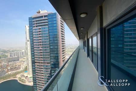فلیٹ 3 غرف نوم للبيع في أبراج بحيرات الجميرا، دبي - 3 Bedrooms | Rented 125k | Square Rooms