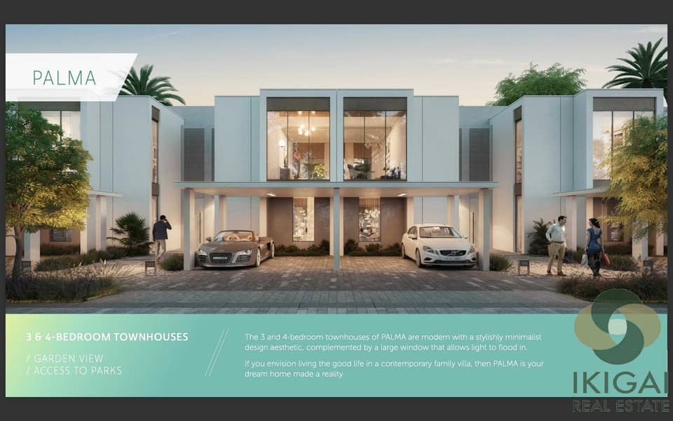 Single Row Townhouses | Lowest Prices | Community Living