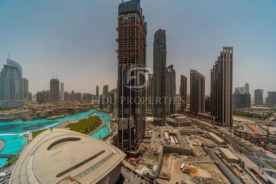 24 Penthouse| Big Terrace| Burj and Fountain Views