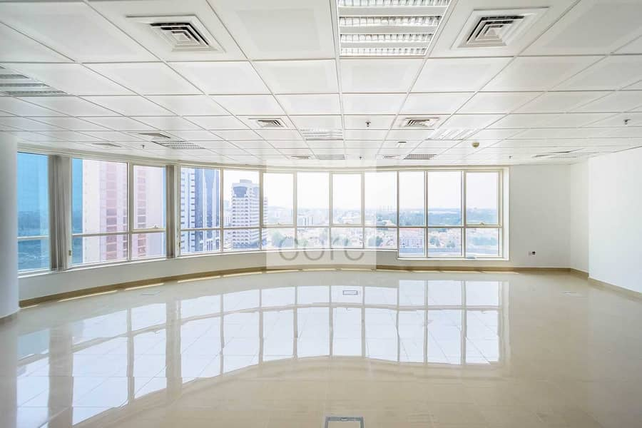 Mid Floor | Fitted Office  | High Standards