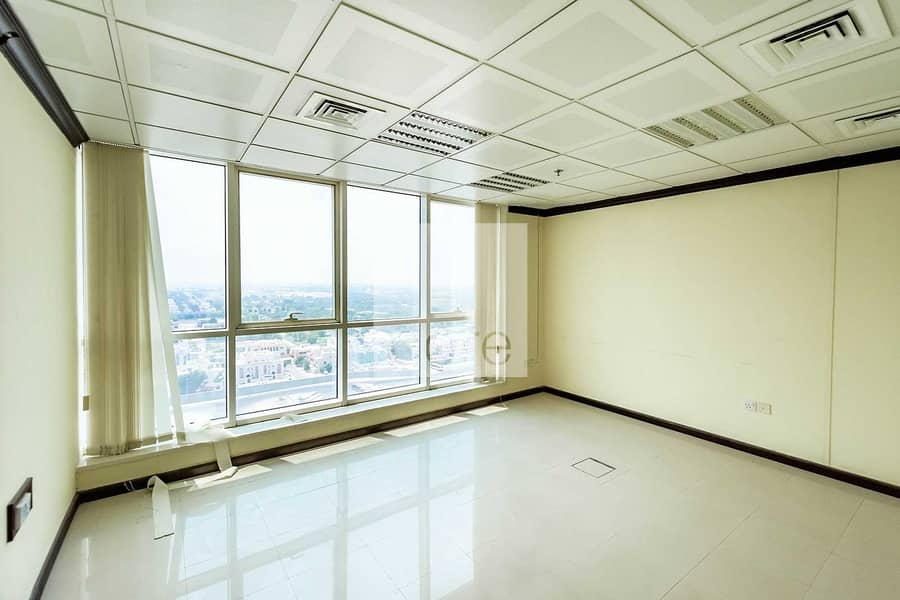 2 High Floor | Fitted Office | Well Located