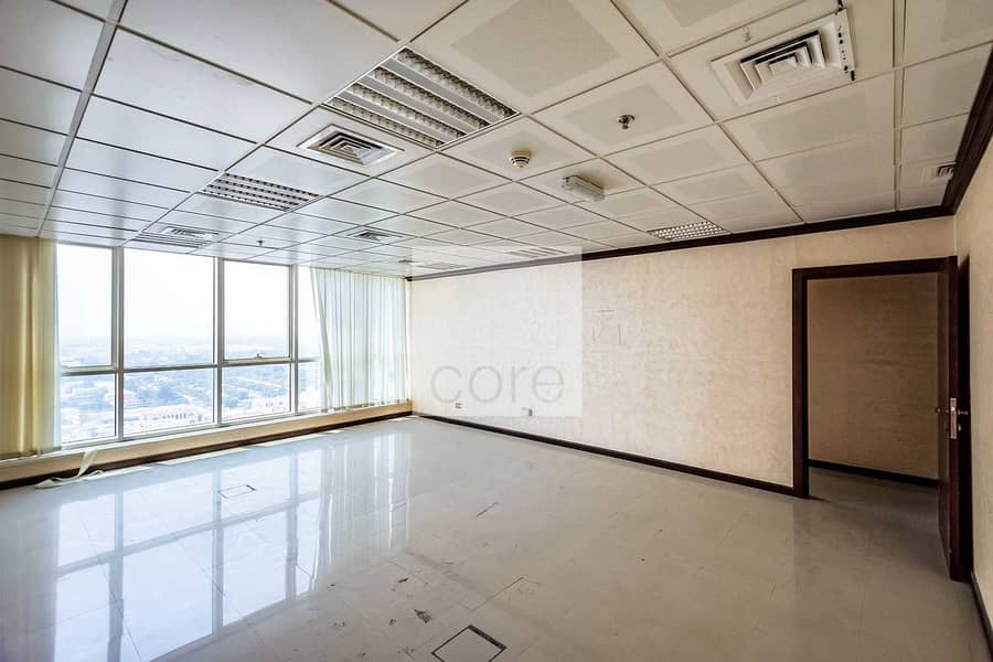 High Floor | Fitted Office | Well Located