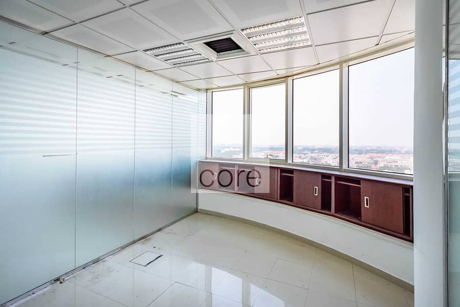 10 High Floor | Fitted Office | Prime Location
