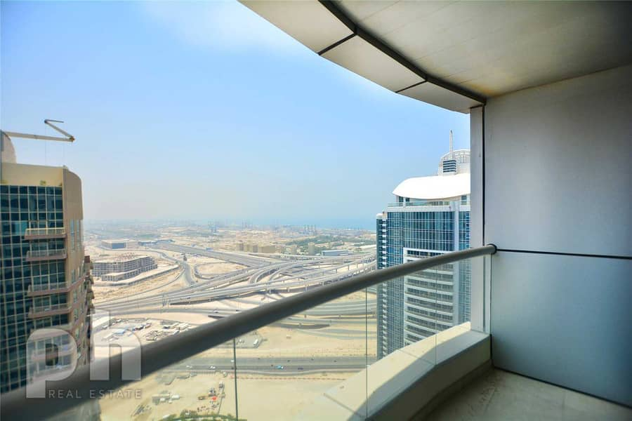 | One Bedroom | Sea View | Unfurnished |