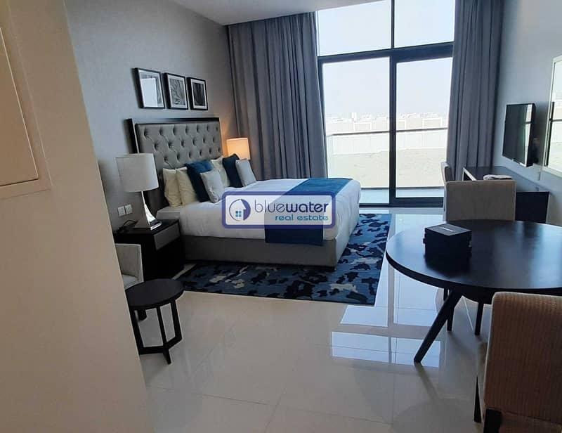 شقة في بناية سيليستيا دبي وورلد سنترال 24000 درهم - 5315835