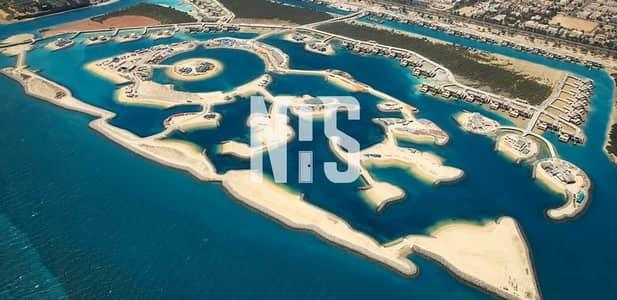 Plot for Sale in Al Gurm, Abu Dhabi - Water Front - Residential Plot   Prime Location .